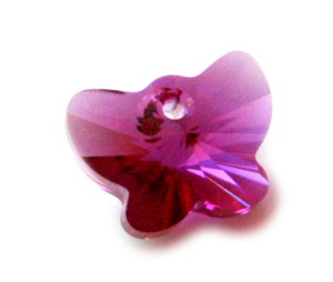 Butterfly 18mm fuchsia (lxfe) 6754/502