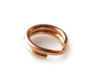 4.5mm Round Split Ring AT