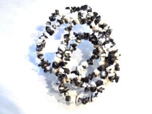 Zebra stone chipstring 80cm-0