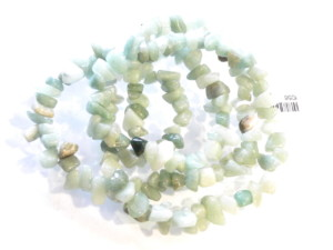 Aventurine large chip string, 80cm-0