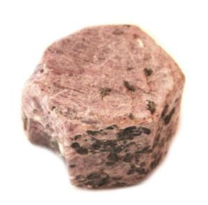 Tanzanian ruby record keeper crystal. 52x45x27mm.