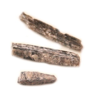 Kyanite Zambian sticks 2 to 4cm long
