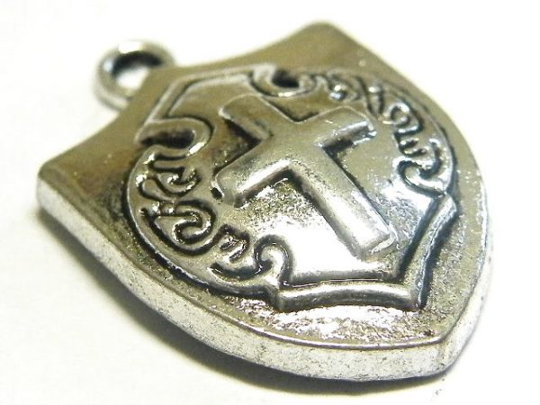 Shield of Faith Charm, 21mm
