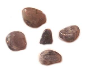 Iolite tumble, 15-20mm
