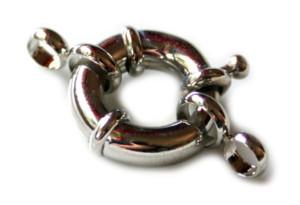 Nickel free signoretti clasp, 18mm