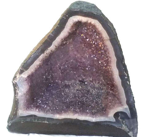 Amethyst geode 48 4cm high