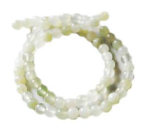New Jade string, round, 6mm, 40cm