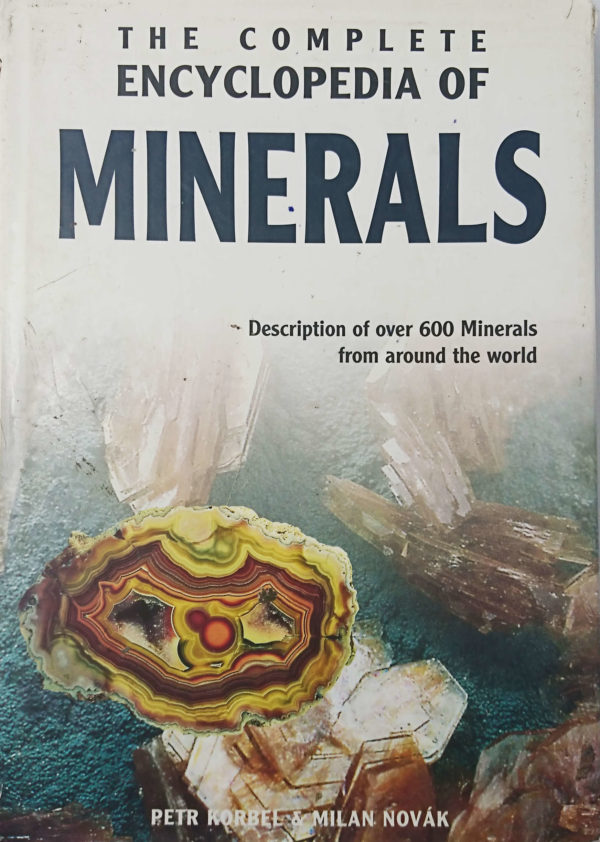 The Complete Encyclopedia of Minerals - used book